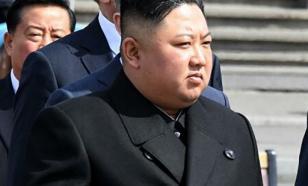 СМИ обнаружили загадочный след на руке Ким Чен Ына