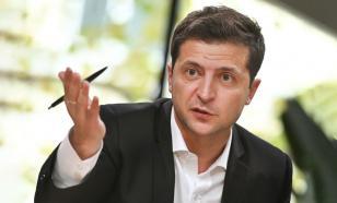 Президент Украины потребовал убрать затонувший танкер