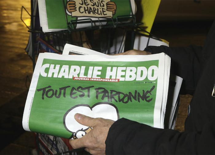 Charlie Hebdo накаляет ситуацию: на обложке нового номера - Эрдоган