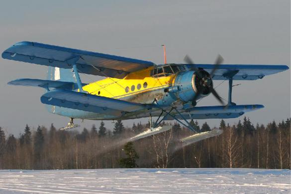 Самолёт АН-2 совершил вынужденную посадку в Ставропольском крае