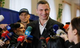 На переизбрании мэра Киева Кличко опозорился с присягой