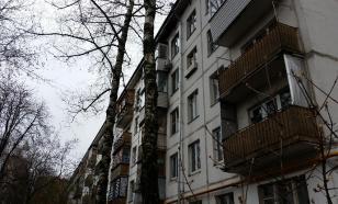 Снос пятиэтажек в Москве почти завершен