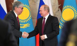 Токаев попросил Путина оказать содействие по эвакуации казахстанцев