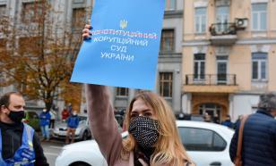 Судья КС Украины рассказал о конфликте с Зеленским