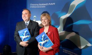 Власти Шотландии: женщины получат товары для гигиены бесплатно