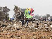 Авиакатастрофа в Триполи. Версии