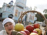 Человеку нужно освящение больше, чем яблокам