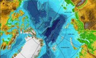 Создана подробная рельефная карта дна Северного Ледовитого океана