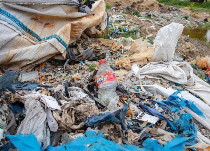 """Greenpeace: Турция стала """"крупнейшей в Европе свалкой пластиковых отходов"""""""