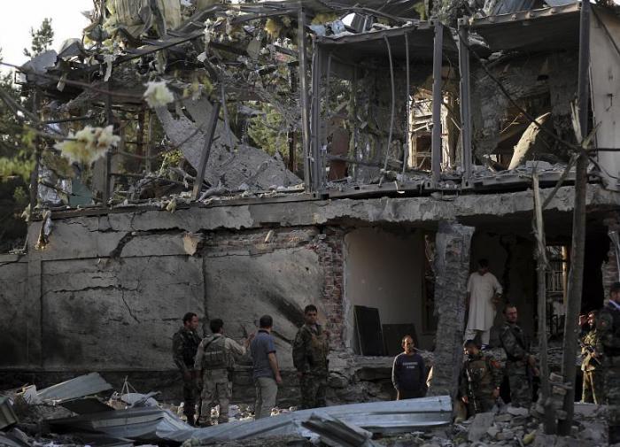 Талибы: теракт в Кабуле - это только начало