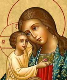 Матерь Божия - Спасительница погибающих