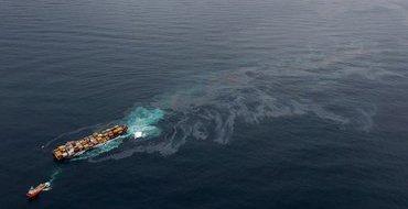 Российское судно задержано у берегов Африки