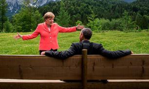 """""""Меркель - самый балансирующий политик. Поэтому она """"Человек года"""""""