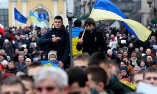 Неофашисты избили советских пенсионеров в центре Киева