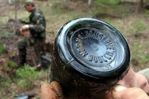 """В Бразилии найдена бутылка с письмом от """"настоящих"""" советских моряков"""