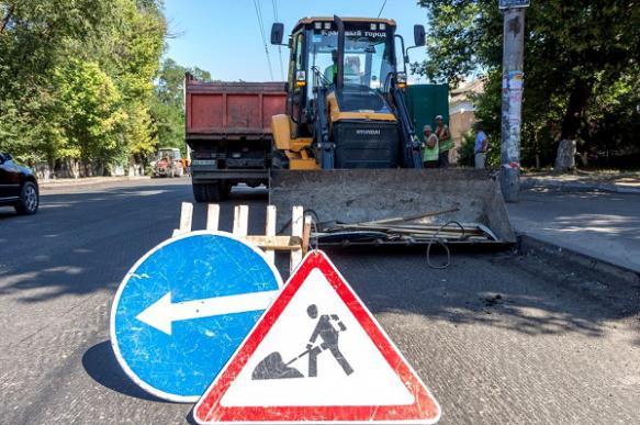 Минтранс помянет павших красноармейцев ремонтом улиц