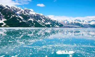 Тающие ледники Аляски могут изменить течения в Тихом океане