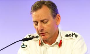Начальник Генштаба британской армии потерялся во время военных учений