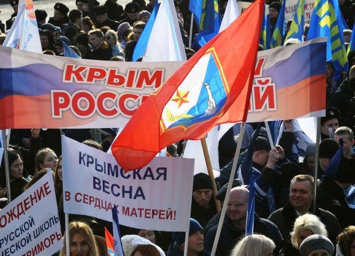 Политолог: зачем Украина озвучивает планы по возвращению Крыма
