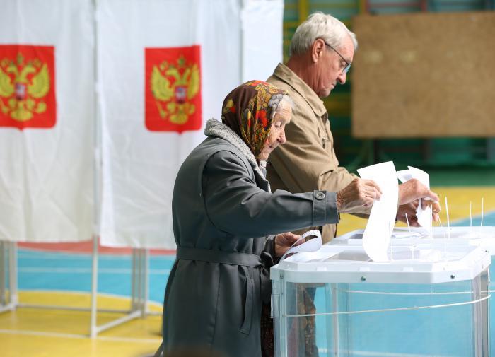 После вброса бюллетеней в Кемерове частично аннулировали результаты голосования