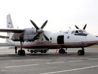 Медведев предложил запретить полеты Ан-24.