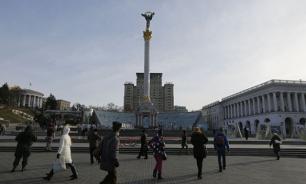 Неизвестные напали на посольство РФ в Киеве