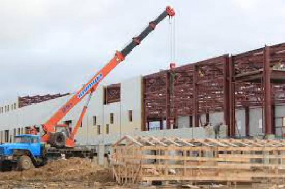Ввод складов в московском регионе сократился наполовину