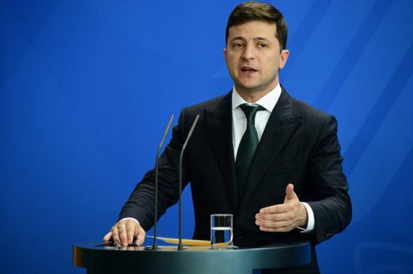 Зеленский подтвердил свою готовность выполнять Минские соглашения