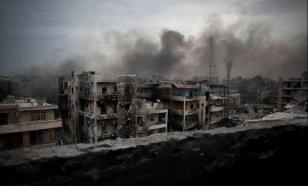 Коалиция во главе с США нанесла удар по сирийской деревне