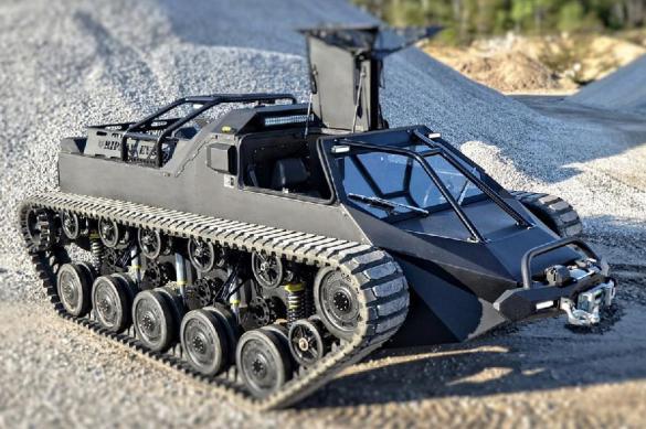 Робо-танки уже на подходе?