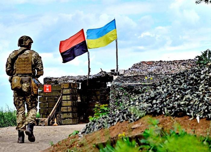 Украина возобновила обстрелы ДНР