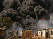Горящая нефть убила 28 человек в Мексике