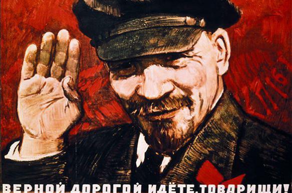 К 100-летию революции: Ленин без большевиков