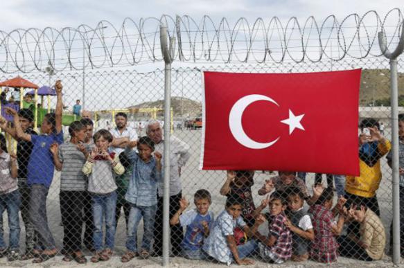 Эрдоган: Турция больше не сможет принимать у себя беженцев из Сирии
