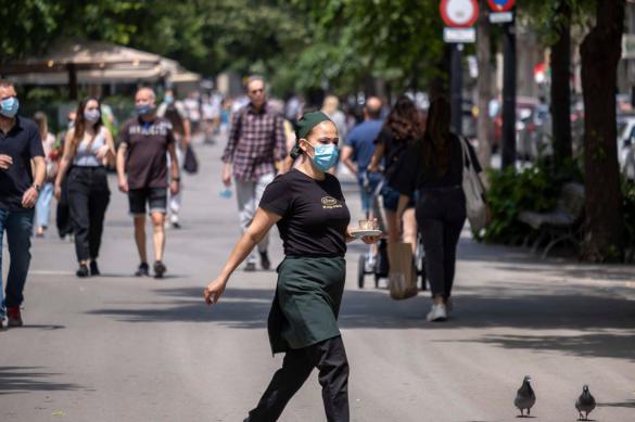 Осенью Испании предрекают новую волну коронавируса