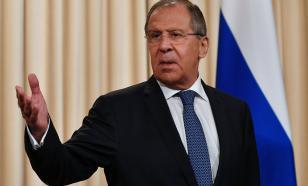 """Лавров: в действиях оппозиции видна """"рука"""" западных государств"""