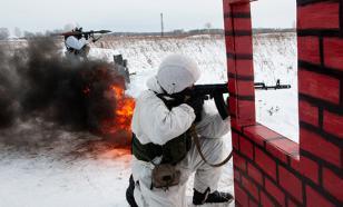 Под Новосибирском спецназ совершил диверсию в тыл условного противника
