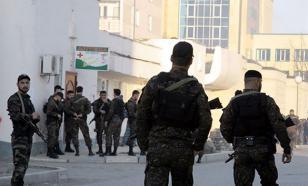 Атака на КПП в Чечне: Пострадали шесть полицейских