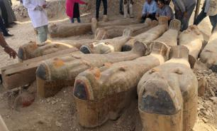 В Египте обнаружены саркофаги возрастом 3500 лет