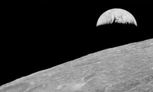 На Луне обнаружены последствия огромного взрыва