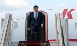У президента Киргизии нет коронавируса
