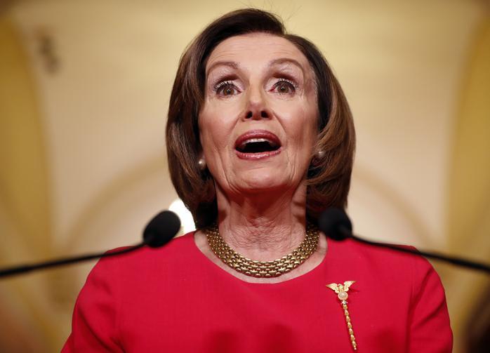 Пелоси вновь переизбрана спикером Палаты представителей Конгресса США