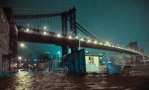 Нью-Йорку грозят масштабные наводнения