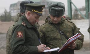 В армии России ввели новый контроль за распорядком дня
