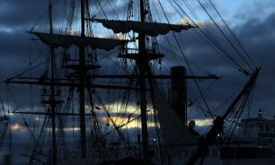 В Бермудском треугольнике найден пропавший 100 лет назад корабль