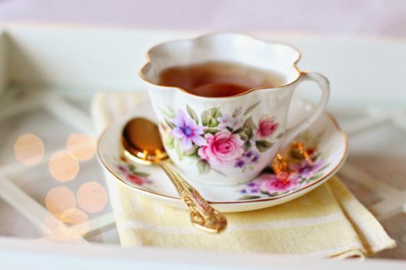 Черный чай поможет уменьшить висцеральный жир на животе