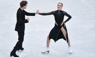 Синицина и Кацалапов выиграли ритм-танец на командном ЧМ в Осаке