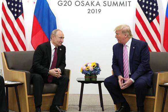 Путин посчитал встречу с Трампом полезной, деловой и прагматичной