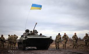 Украинские военные подорвались в Донбассе на собственной мине