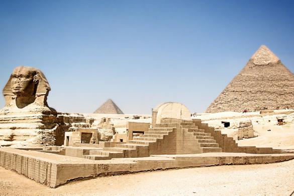 Как древние египтяне представляли себе устройство неба?